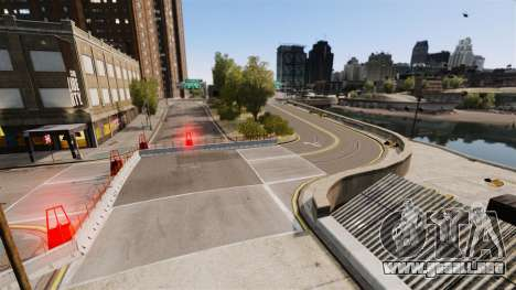 Liberty City Race Track para GTA 4 sexto de pantalla