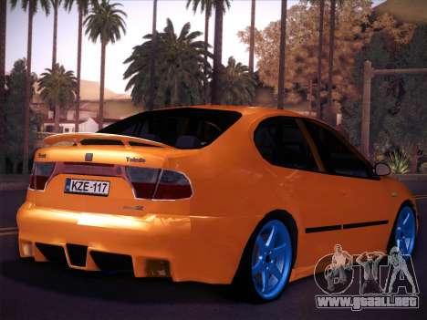 Seat Toledo Cupra R para GTA San Andreas left