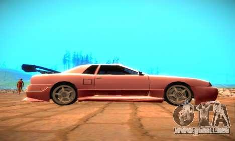 Elegy Hybrid para la visión correcta GTA San Andreas