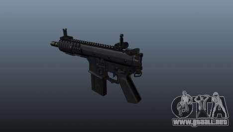 KAC PDW Rifle Shortstuff para GTA 4 segundos de pantalla