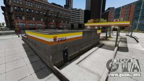 AGS Stagla para GTA 4 adelante de pantalla