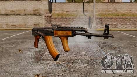 AK-47 v6 para GTA 4