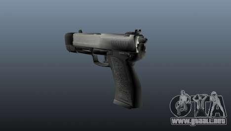 Pistola Half-Life para GTA 4 segundos de pantalla