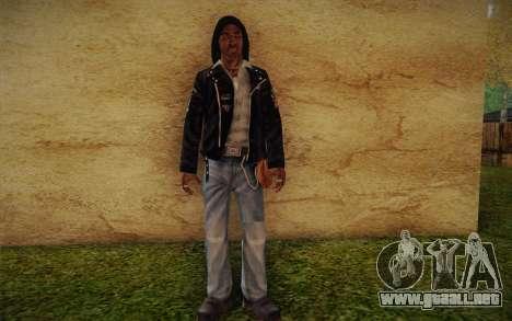 Tommy motorista de presas para GTA San Andreas