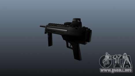 Subfusil ametrallador en Half-Life para GTA 4 segundos de pantalla