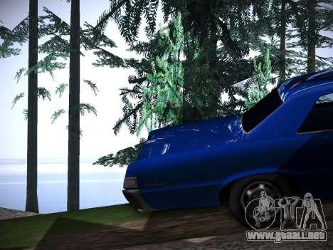 Playable ENB by Pablo Rosetti para GTA San Andreas quinta pantalla