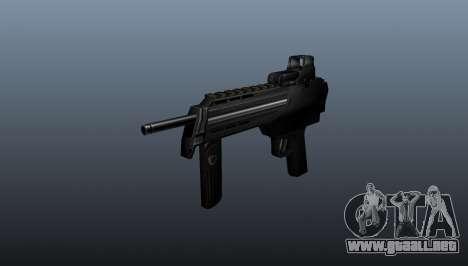 Subfusil ametrallador en Half-Life para GTA 4