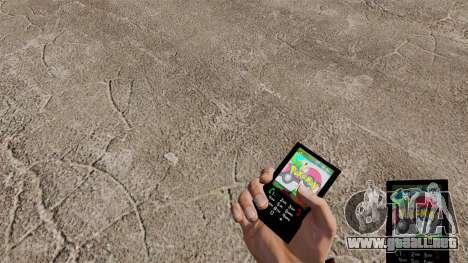 Pokemon theme para tu teléfono para GTA 4