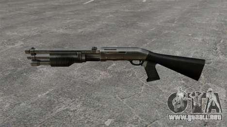 Escopeta Benelli M3 Super 90 para GTA 4 tercera pantalla