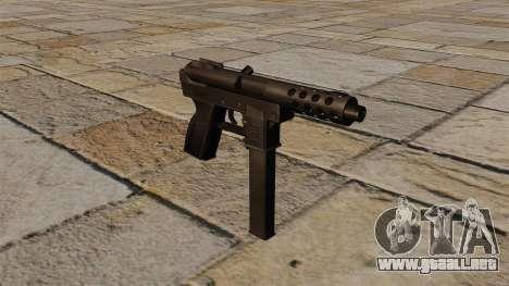 Intratec TEC-auto-carga pistola DC9 para GTA 4