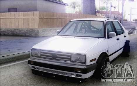 Volkswagen Jetta Mk2 para GTA San Andreas