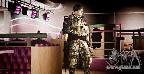 Pak from Battlefield 4 para GTA 4