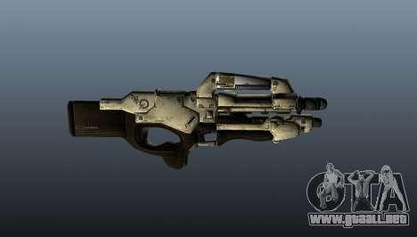 M-96 Mattock para GTA 4 tercera pantalla