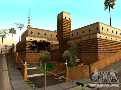 El nuevo hospital de Los_Santose para GTA San Andreas