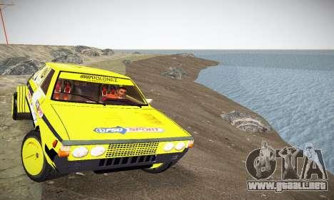 FSO Polonez 2500 Racing 1978 para GTA San Andreas