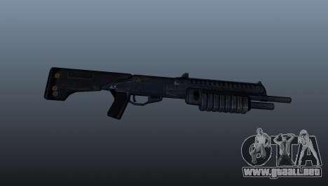 Escopeta de Halo 3 para GTA 4 tercera pantalla