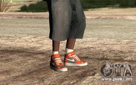 Ghetto Playboy para GTA San Andreas tercera pantalla