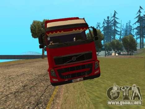 Volvo FH13 para GTA San Andreas