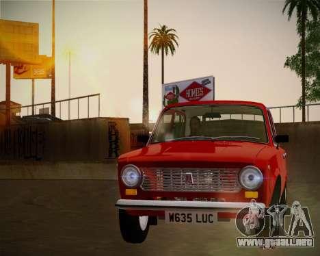 VAZ 21011 exportación para GTA San Andreas