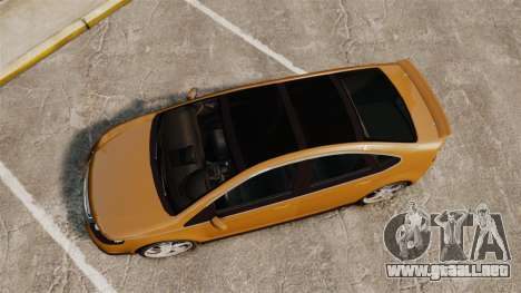 GTA V Cheval Surge para GTA 4 visión correcta