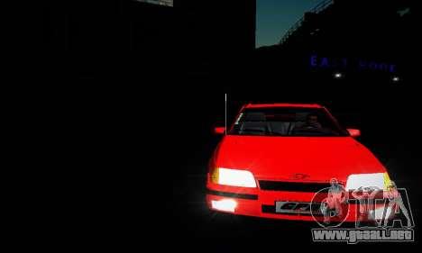 Chevrolet Kadett GS 2.0 para visión interna GTA San Andreas