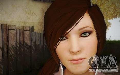Remember Me Alexia para GTA San Andreas sucesivamente de pantalla