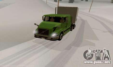 Volvo VNL430 para GTA San Andreas
