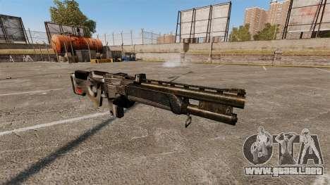 Escopeta automática para GTA 4
