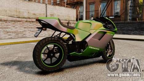 GTA IV TLAD Bati para GTA 4 left