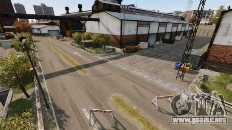 Street Rally para GTA 4 tercera pantalla