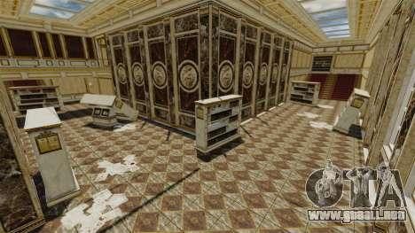 Ubicación Luxville Point Blank para GTA 4 séptima pantalla