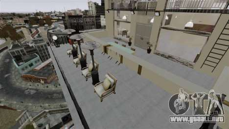 Base de datos de supervivencia para GTA 4 sexto de pantalla
