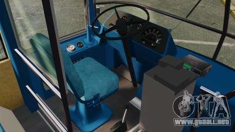 GM TDH 5303 v2 para GTA 4 vista hacia atrás