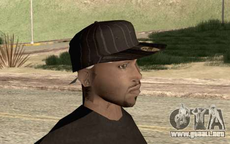 Ghetto Playboy para GTA San Andreas segunda pantalla