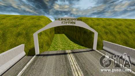 Laberinto para GTA 4 tercera pantalla