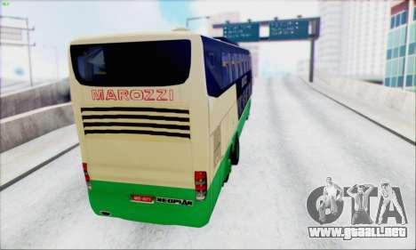 Marcopolo G6 Marozzi Autolinee para GTA San Andreas left