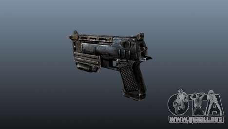 pistola de 10 mm para GTA 4 segundos de pantalla