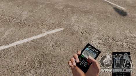 Tema para tu Nokia Nseries para GTA 4