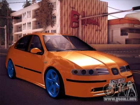 Seat Toledo Cupra R para GTA San Andreas