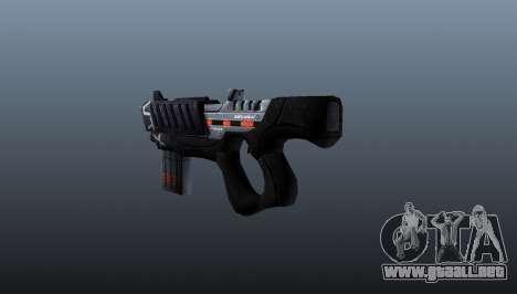 M9 Tempest para GTA 4 segundos de pantalla