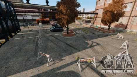 Street Rally para GTA 4 quinta pantalla