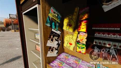 Nuevos productos en noticias de la tienda para GTA 4 sexto de pantalla