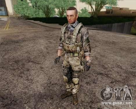 Delvin para GTA San Andreas