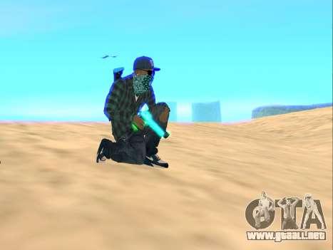 Rifa Gun Pack para GTA San Andreas