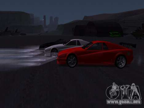 Sheetah Restyle para las ruedas de GTA San Andreas