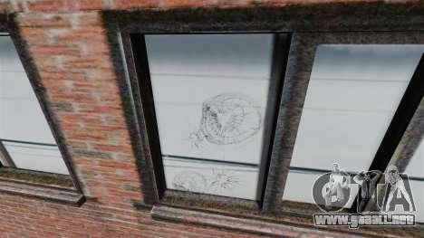 Nuevos efectos de cristal para GTA 4 adelante de pantalla