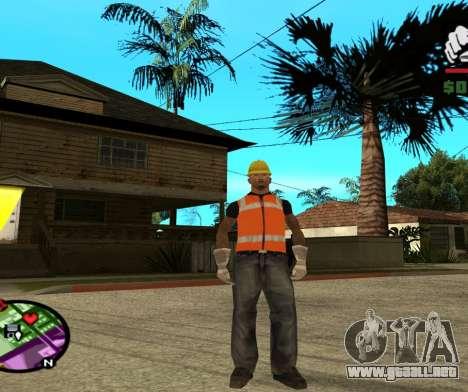 Constructores para GTA San Andreas