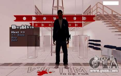 HD Pak pieles vagabundos para GTA San Andreas novena de pantalla