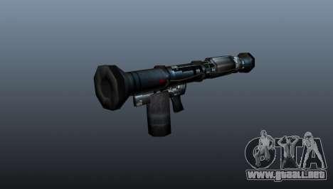 Lanzagranadas antitanque portátil para GTA 4