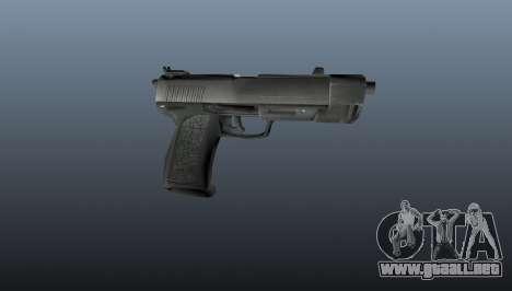 Pistola Half-Life para GTA 4 tercera pantalla